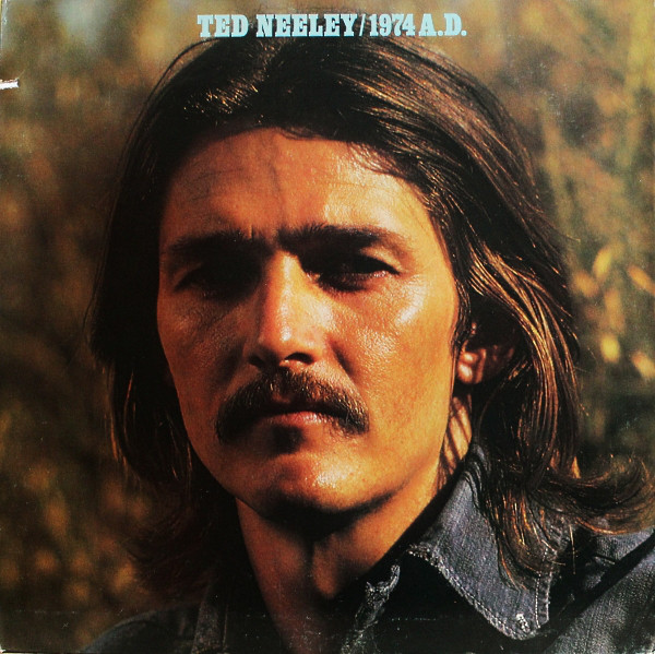 Ted Neeley 1974 A.D. Vinyl