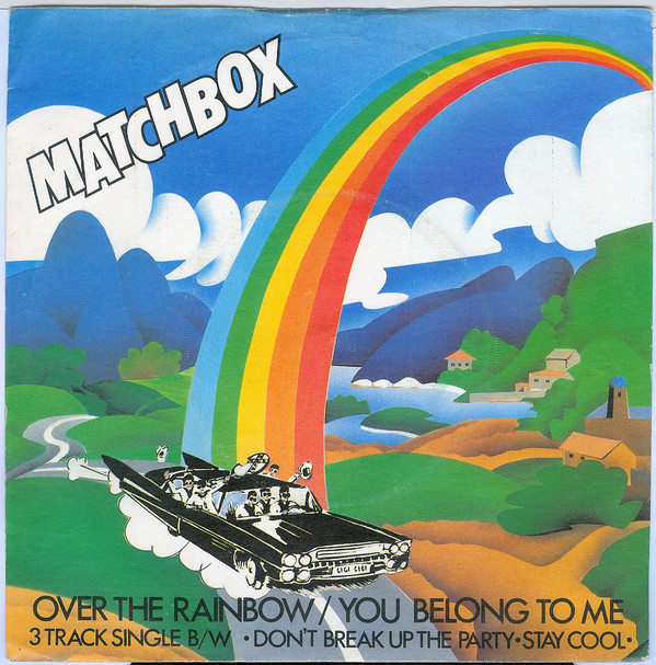 Matchbox Over The Rainbow / You Belong To Me Vinyl
