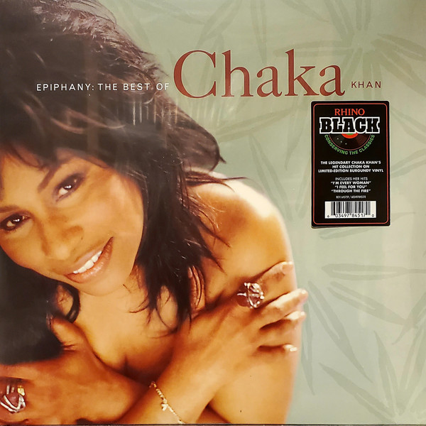 Khan, Chaka Epiphany: The Best Of Chaka Khan Vinyl