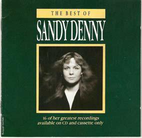 Denny, Sandy The Best Of Sandy Denny CD