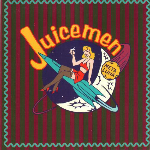 Juicemen Meta Luna CD