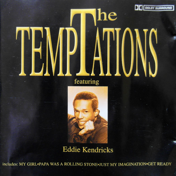Temptations (The) The Temptations Featuring Eddie Kendricks