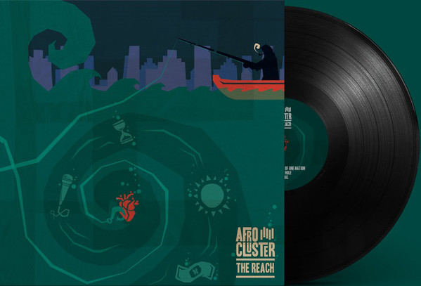 Afro Cluster The Reach Vinyl