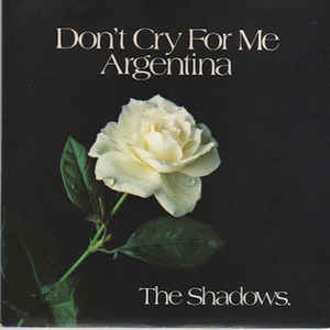 The Shadows Don't Cry For Me Argentina