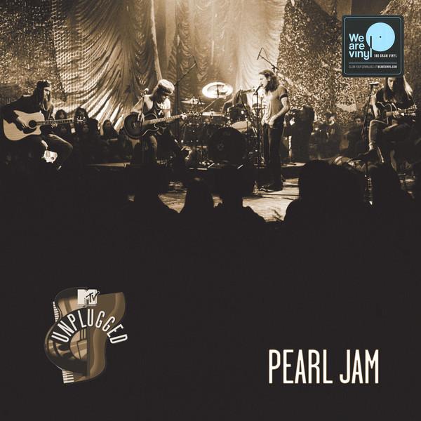 Pearl Jam MTV Unplugged Vinyl