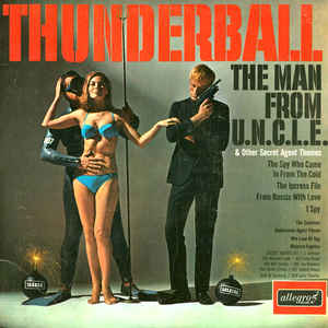 The Jazz All-Stars Thunderball & Other Secret Agent Themes