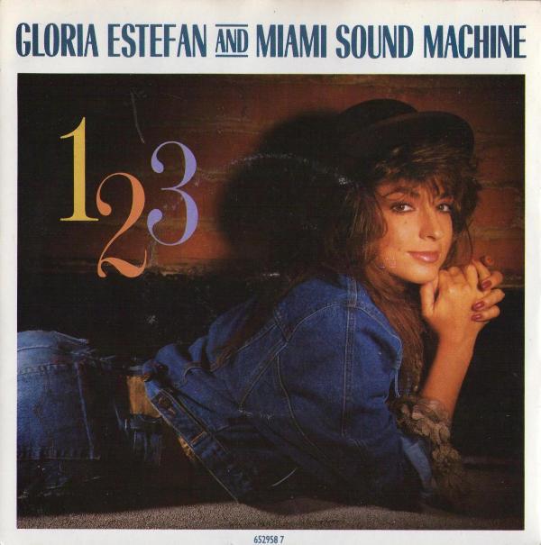 Gloria Estefan And Miami Sound Machine 1-2-3 Vinyl