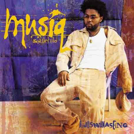 Musiq Soulchild Aijuswanasing Vinyl