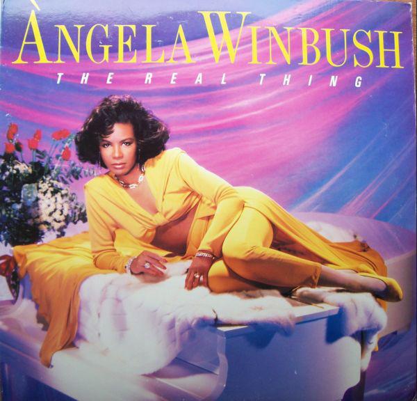 Winbush, Angela The Real Thing Vinyl