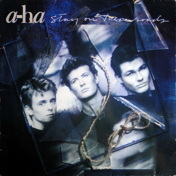 A-Ha Stay On These Roads Vinyl