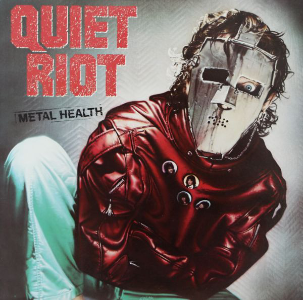 Quiet Riot Metal Health Vinyl