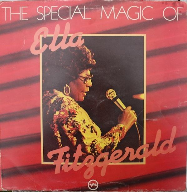 Fitzgerald, Ella The Special Magic Of Ella Fitzgerald