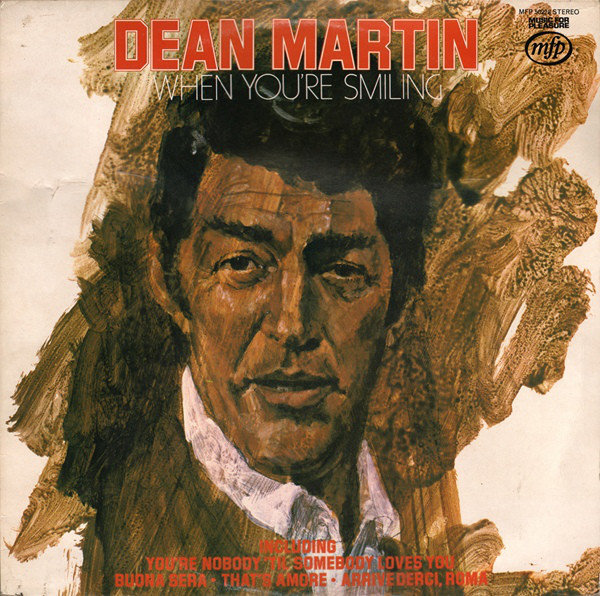 Martin Dean When Youre Smiling