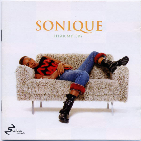 Sonique Hear My Cry CD
