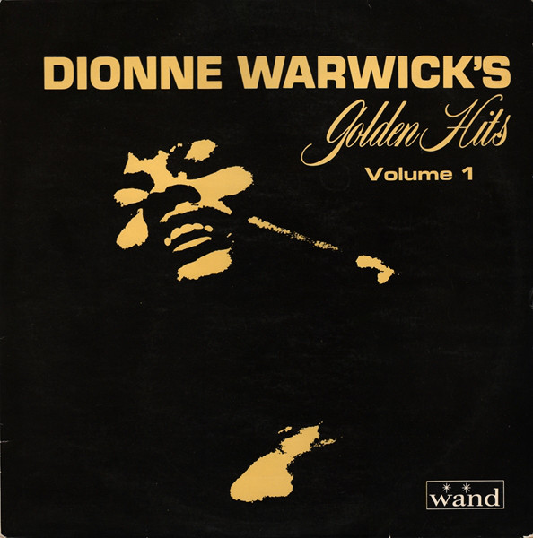 Warwicke Dionne Golden Hits