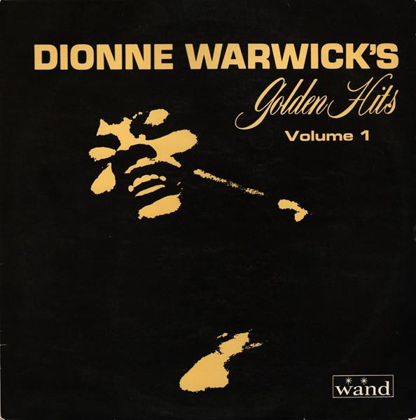 Warwick, Dionne Dionne Warwick's Golden Hits Volume 1