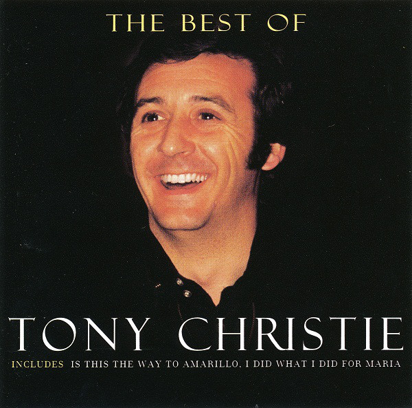 Christie, Tony The Best Of Tony Christie