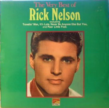 Nelson, Rick The Very Best Of Rick Nelson