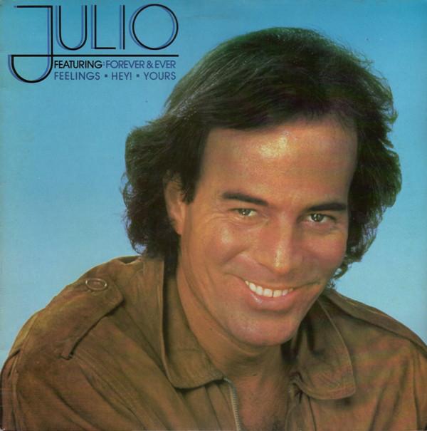 Iglesias, Julio Julio Vinyl