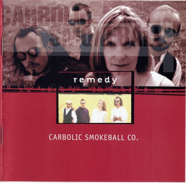 Carbolic Smokeball Company Remedy CD