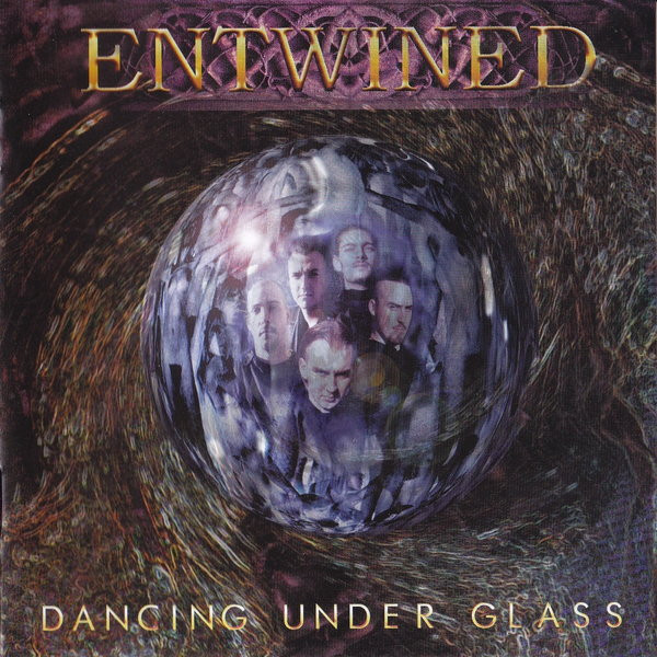 Entwined Dancing Under Glass