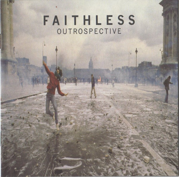 Faithless Outrospective CD