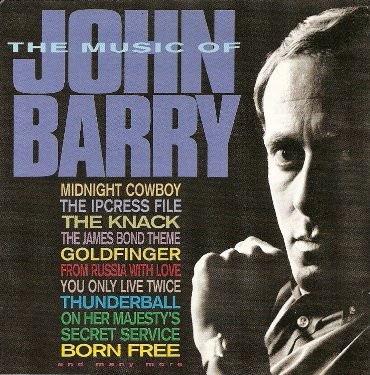 Barry, John The Music Of