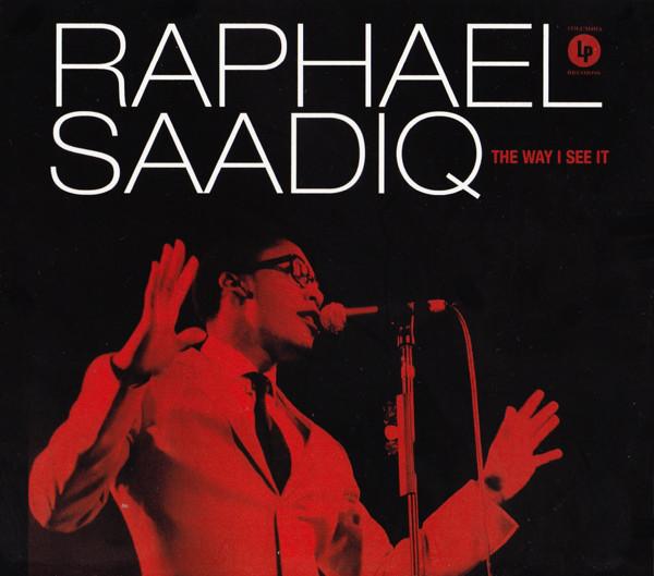 Saadiq, Raphael The Way I See It CD