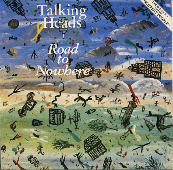 Talking Heads Road To Nowhere Vinyl