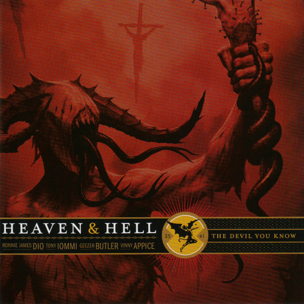 Heaven & Hell The Devil You Know
