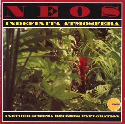 Neos Indefinita Atmosfera CD
