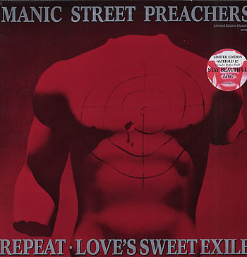 Manic Street Preachers Repeat / Love's Sweet Exile