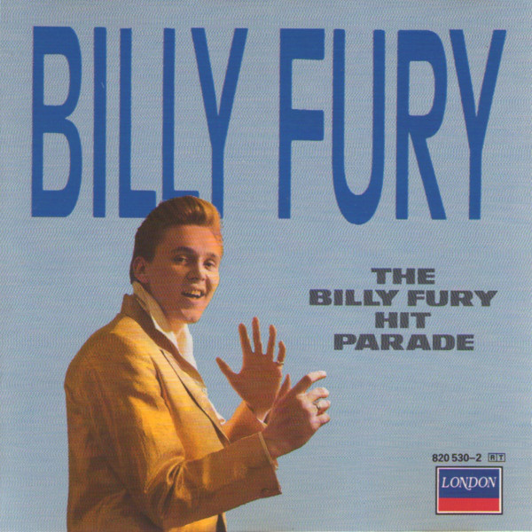 Fury, Billy The Billy Fury Hit Parade CD