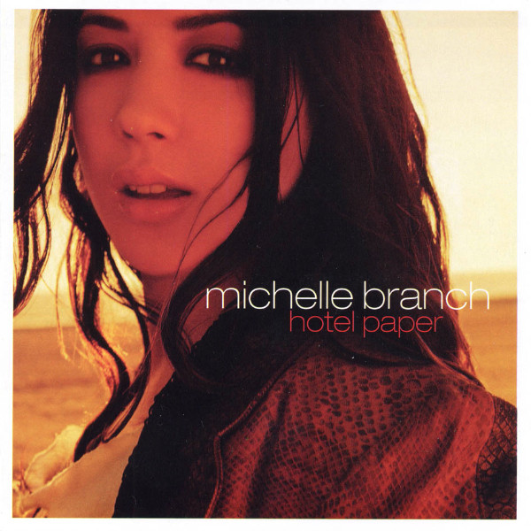 Branch, Michelle Hotel Paper CD