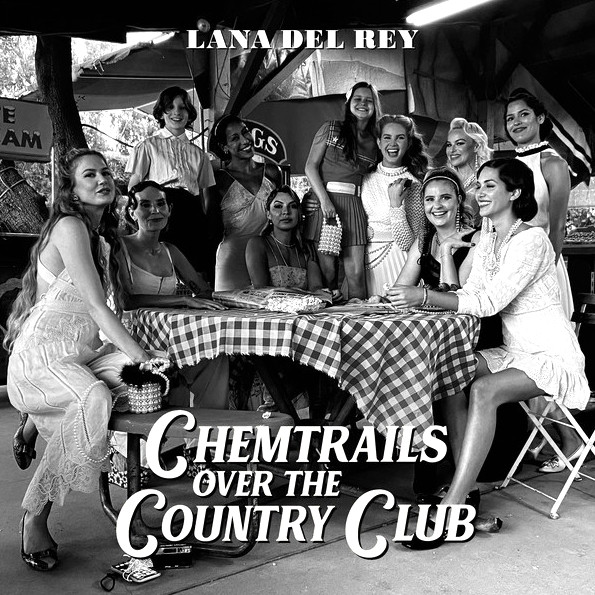 Lana Del Rey Chemtrails Over The Country Club Vinyl
