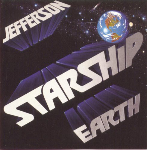 Jefferson Starship Earth Vinyl