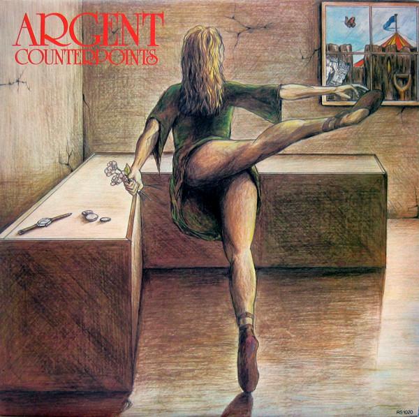 Argent Counterpoints Vinyl