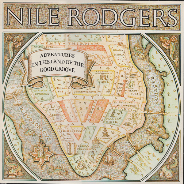 Nile Rodgers Adventures In The Land Of The Good Groove Vinyl