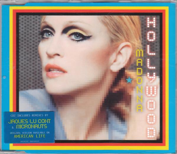 Madonna Hollywood