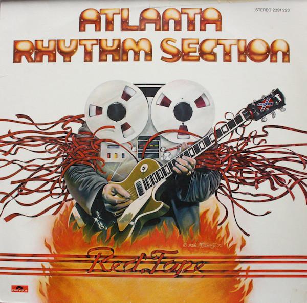 Atlanta Rhythm Section Red Tape Vinyl