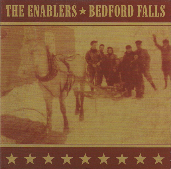 The Enablers / Bedford Falls The Enablers / Bedford Falls Vinyl