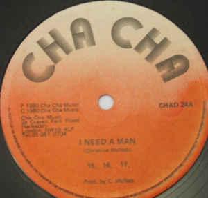 15, 16, 17, I Need A Man Vinyl