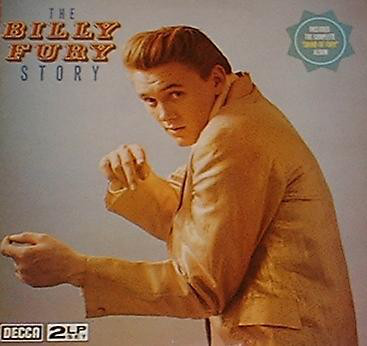 Fury, Billy The Billy Fury Story Vinyl