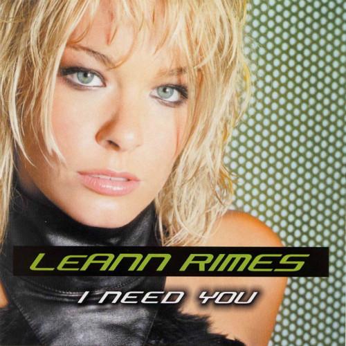 Rimes, LeAnn I Need You