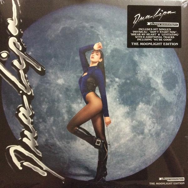 Dua Lipa Future Nostalgia (The Moonlight Edition) Vinyl