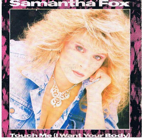 Fox, Samantha Touch Me (I Want Your Body) Vinyl