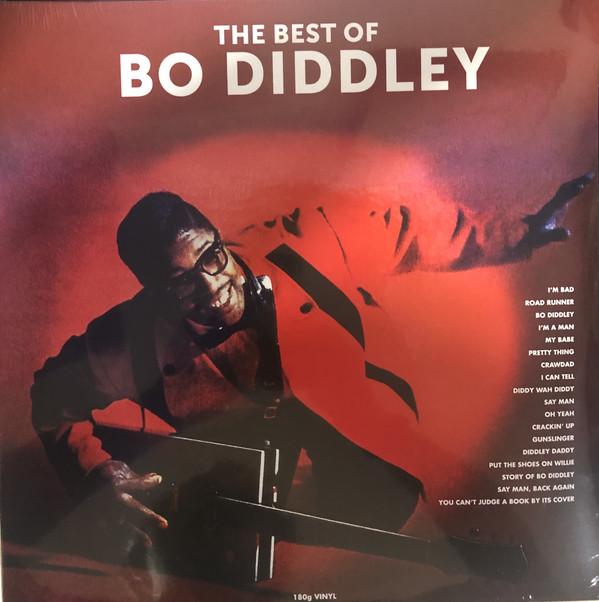 Bo Diddley The Best Of Bo Diddley Vinyl