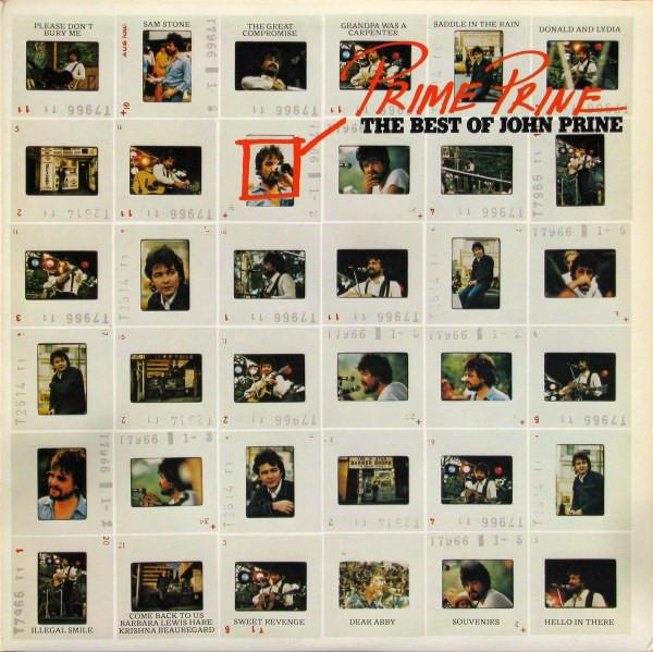 John Prine Prime Prine The Best Of John Prine