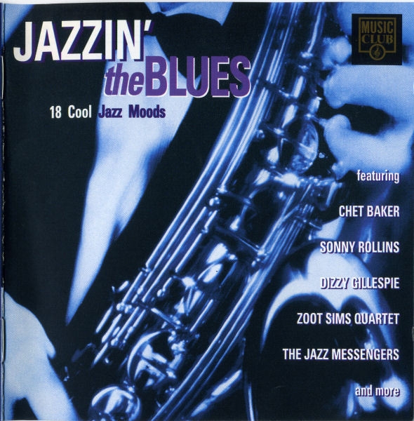 Various Jazzin' The Blues (18 Cool Jazz Moods)