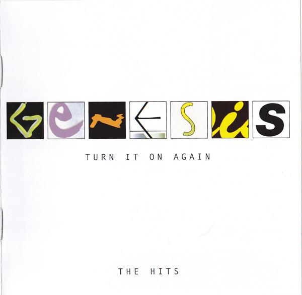 Genesis Turn It On Again - The Hits